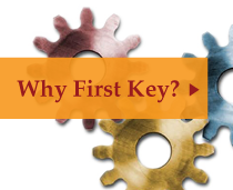 why first key?
